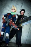 Crisis Core: Cloud and Zack