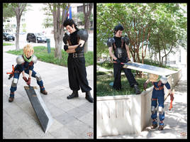 Heavy Sword is Heavy by Malindachan