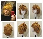 Roxas or Ventus wig