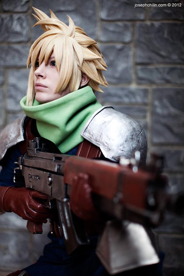 Cloud Strife by Malindachan