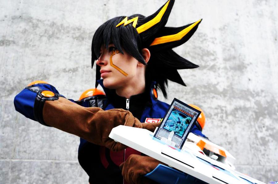 Yusei Fudo: Shooting Quasar by Malindachan