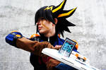 Yusei Fudo: Shooting Quasar