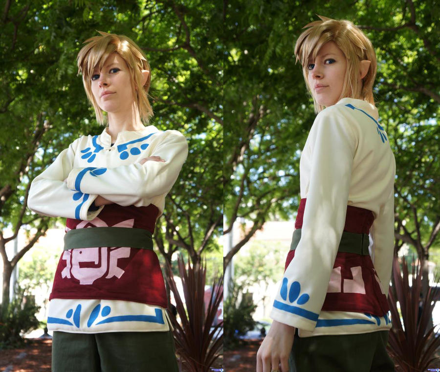 Skyloft Link with construction notes by Malindachan on DeviantArt