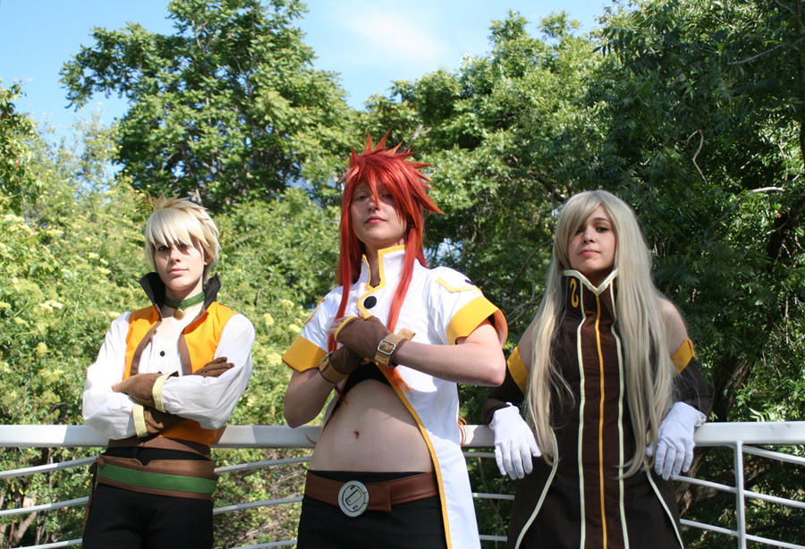 Fanime 2012: Tales of the Abyss by Malindachan