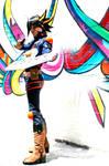 Yusei Fudo: Fighting Spirit