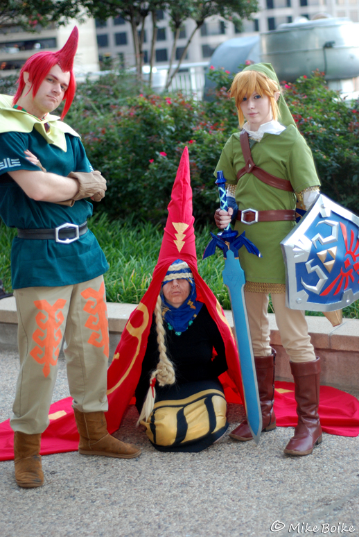 Animefest 2012: Skyward Sword by Malindachan