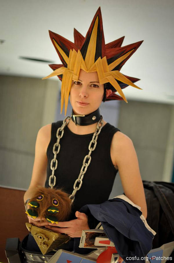 Yami Yugi Cosplay 2012 By Malindachan On Deviantart