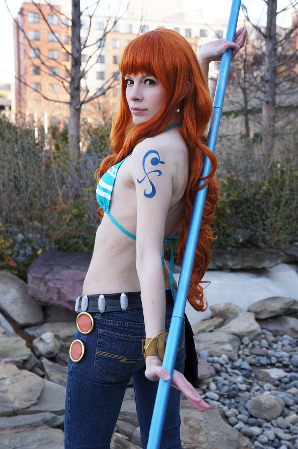One Piece: Nami by Malindachan