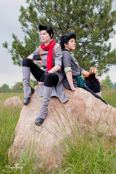Colossalcon 2013: Mako and Bolin