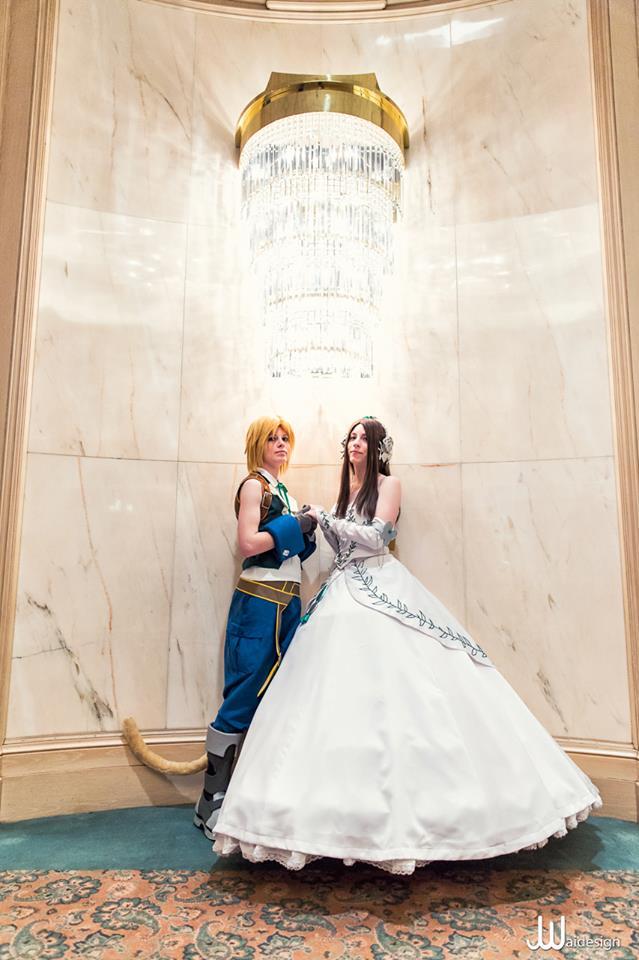 Acen 2013: Final Fantasy IX by Malindachan