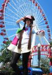 Pokemon Black and White 2: Nimbasa Ferris Wheel
