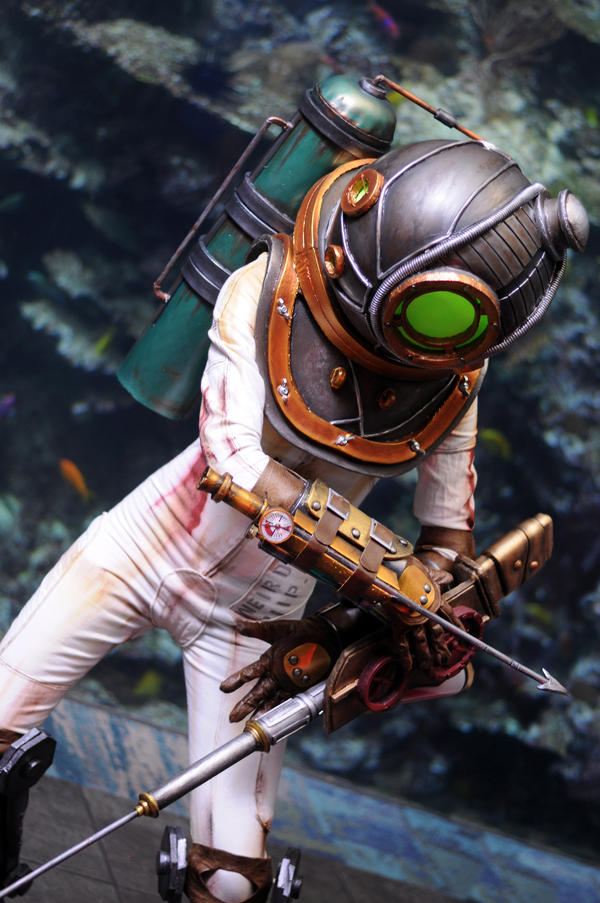 Bioshock 2: Big Sister by Malindachan