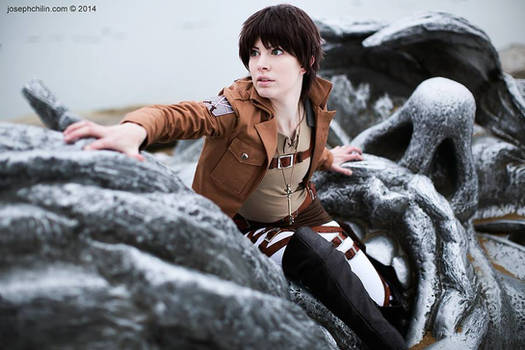 Attack on Titan: Eren Jaeger