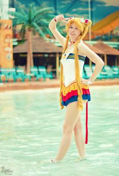 Swimsuit: Eternal Sailor Moon