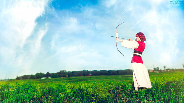 Akatsuki no Yona: Aim to be stronger