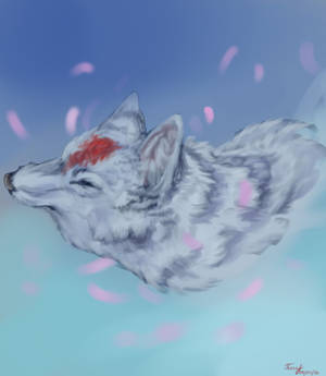 Wolf in the Wind