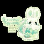 [pacapillars] Advent Auction: Sluggle Bunny CLOSED