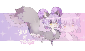 [nyagon] YEAR OF THE RAT AUCTION [CLOSED]