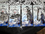 Assassin's Creed III Keychains