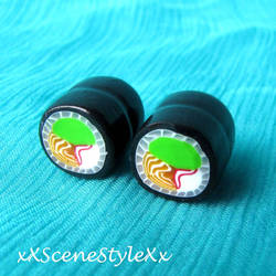 Sushi Plugs by xXSceneStyleXx