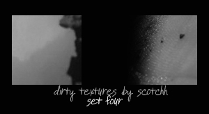 dirty textures by scotchh