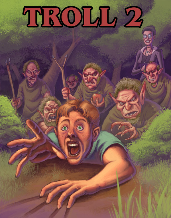 Troll 2 movie poster