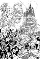 Castlevania by bonvillain