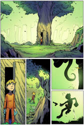 Closet World #1 p19 by bonvillain