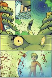Closet World #1 p22 by bonvillain