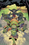 Pathfinder: Goblins #3  To Read or Not To Read p1