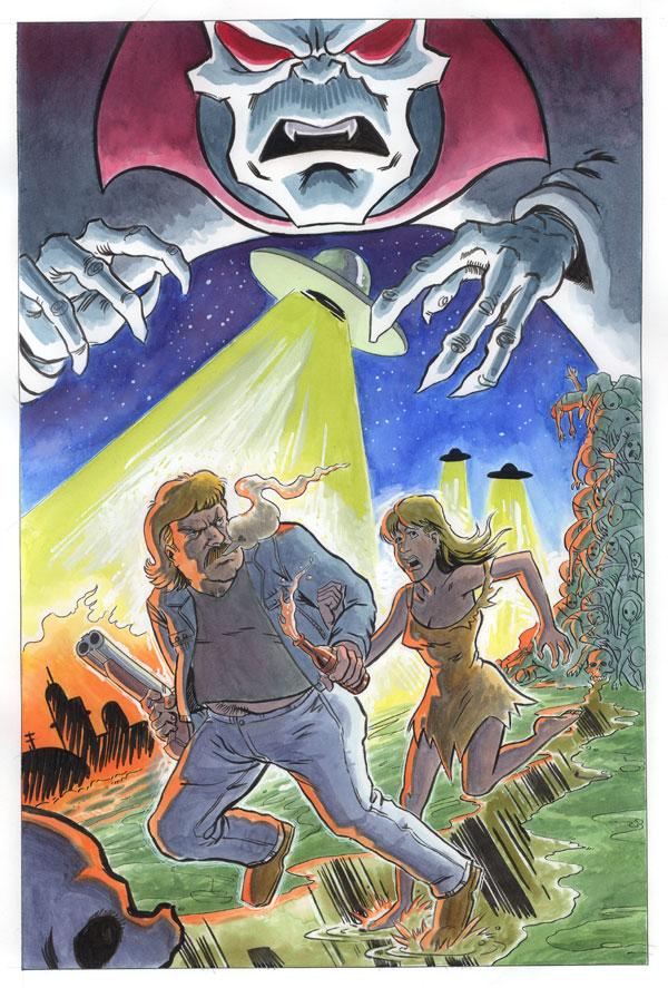 Zap Rowsdower movie poster