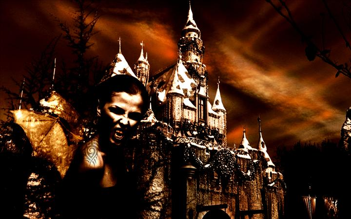 Vampire by ravirajcoomar