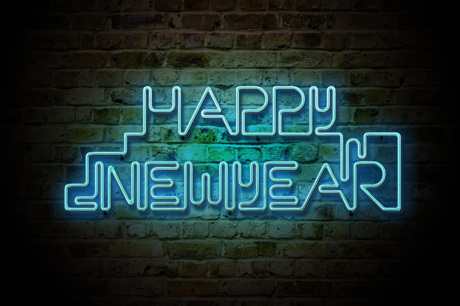 Happy new year by ravirajcoomar