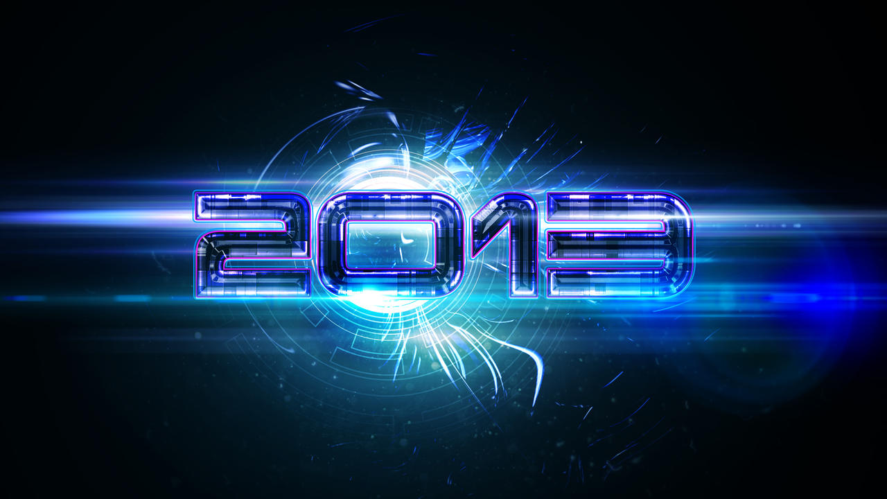 Futuristic 2013 Wallpaper by ravirajcoomar