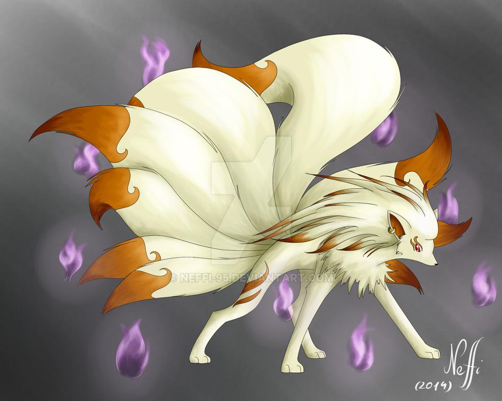 mega ninetales - Google Search | Pokemon | Pinterest | Pokémon