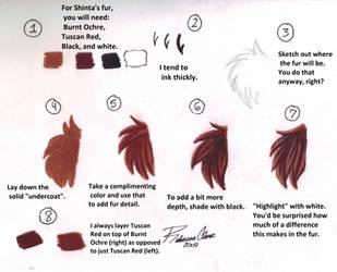 Fur Tutorial by Loco-Lu