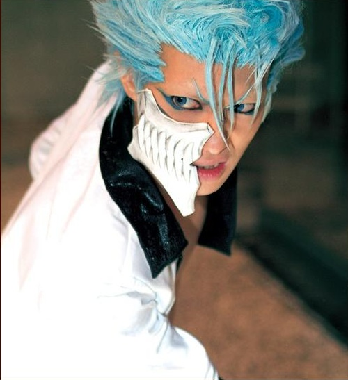 grimmjow_7 by kaname-lovers