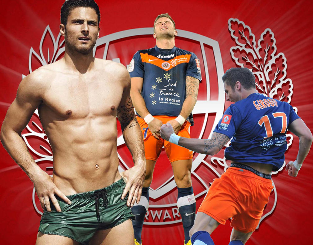 Olivier Giroud Sexy By Theoxch On DeviantArt