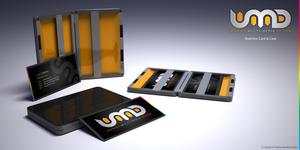 WMMD: Business Card + Case