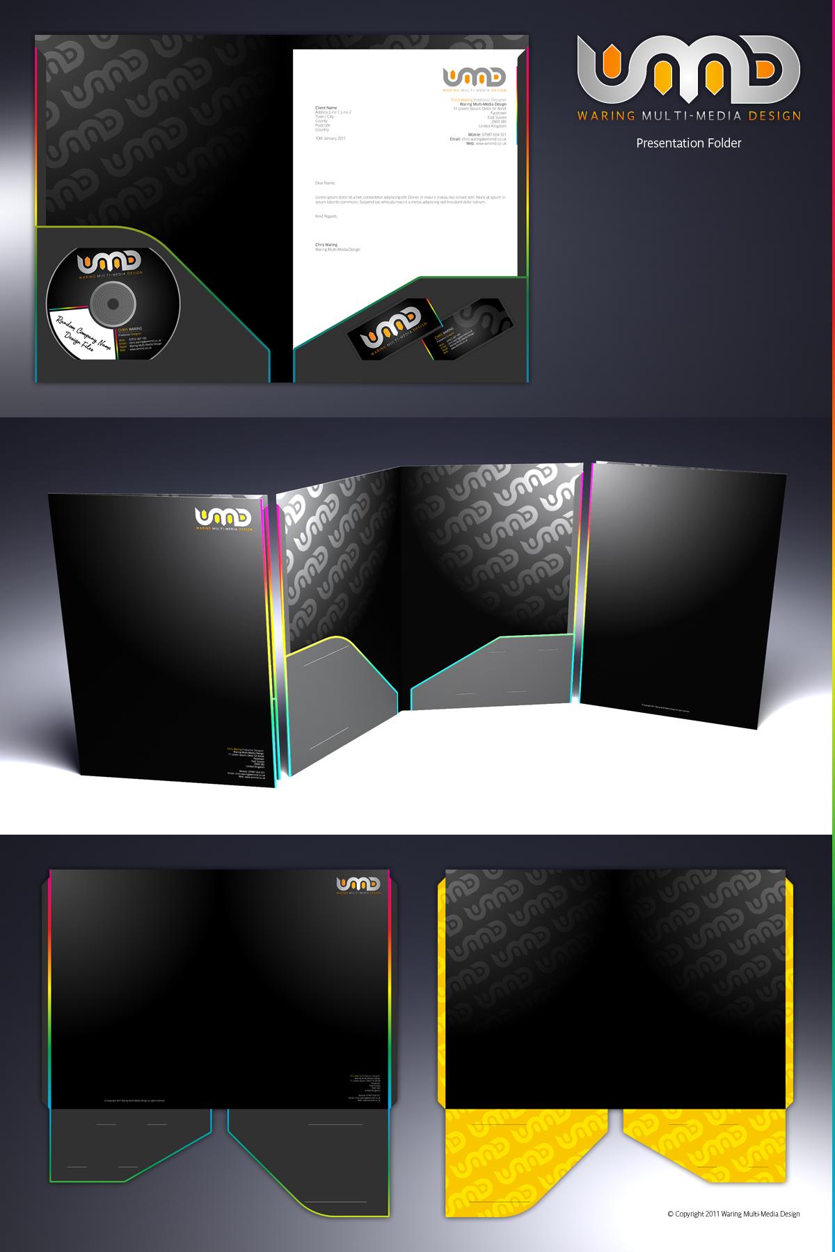 WMMD: Presentation Folder