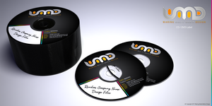 WMMD: CD - DVD Label