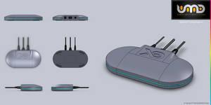 DigiSender: Tooling Design 01