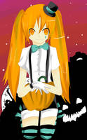 Vocaloid: Mrs.Pumpkin by Klai-Don