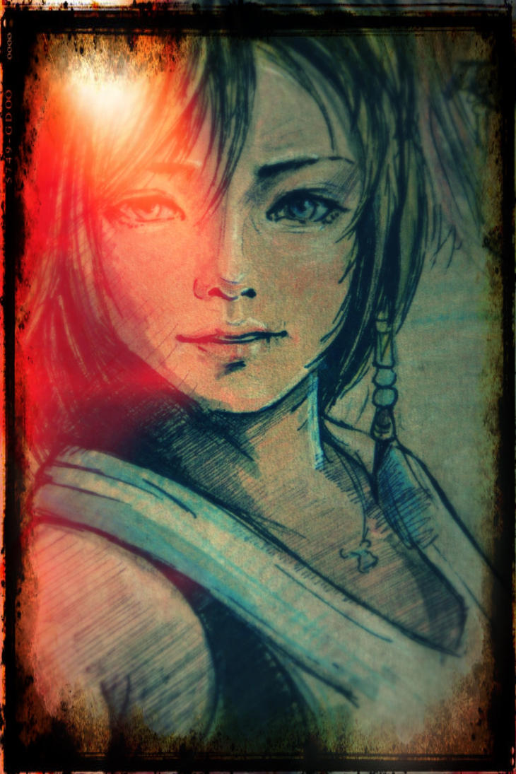 Yuna by NinjaKuma