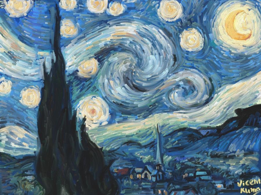 Starry Night By Kuma by NinjaKuma