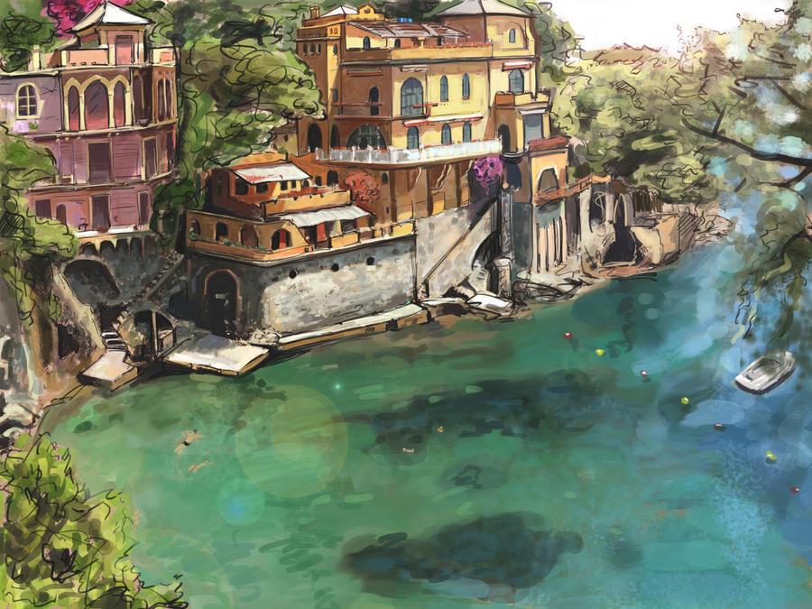Italy beauty paradise by NinjaKuma