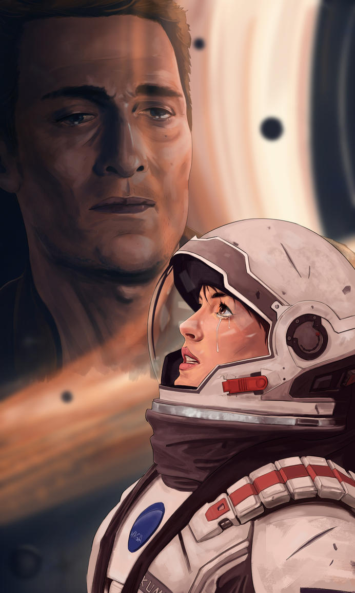 Interstellar by NinjaKuma