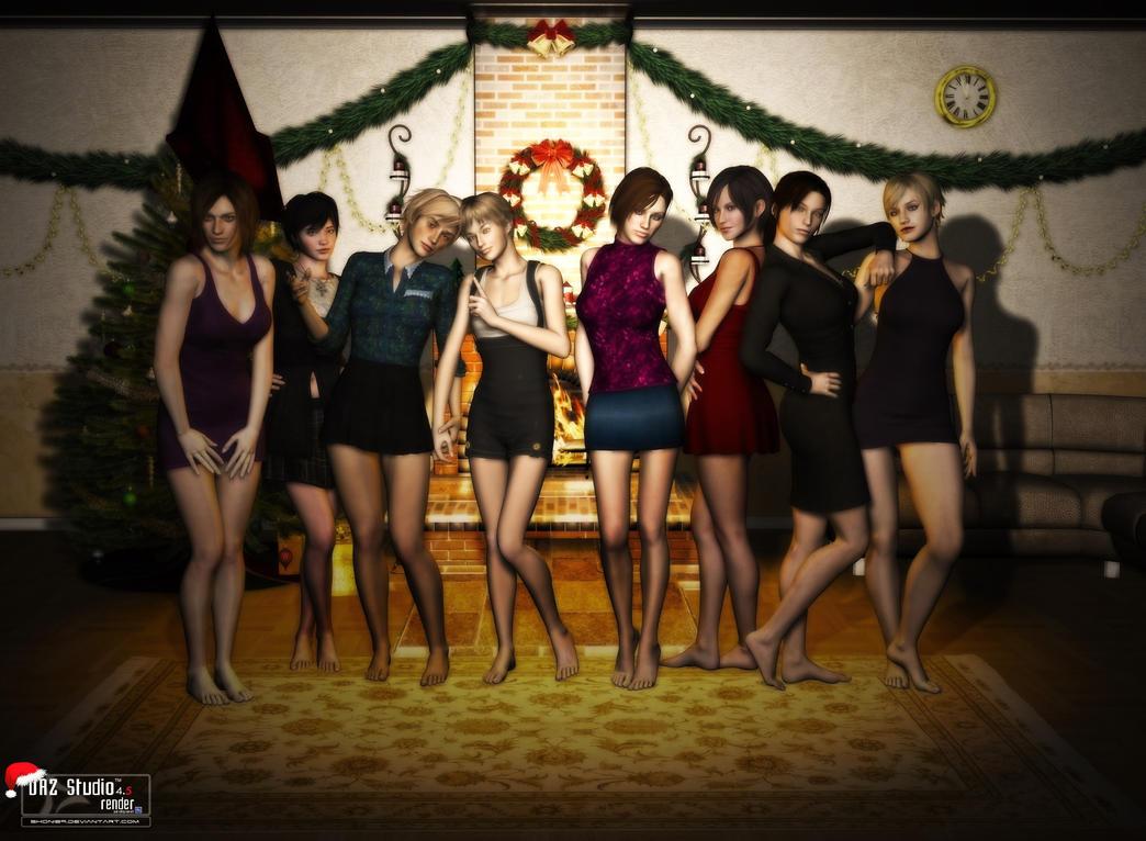 Merry Xmas 2012 - RE/SH Edition by sHoNi89