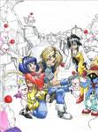 Final Fantasy IX - Madain Sari