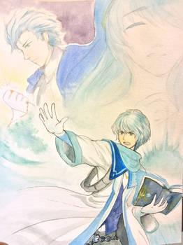 Final Fantasy Brave Exivus : Nichol